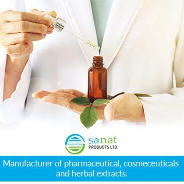 Sanat Products, A Pharmaceutical Company