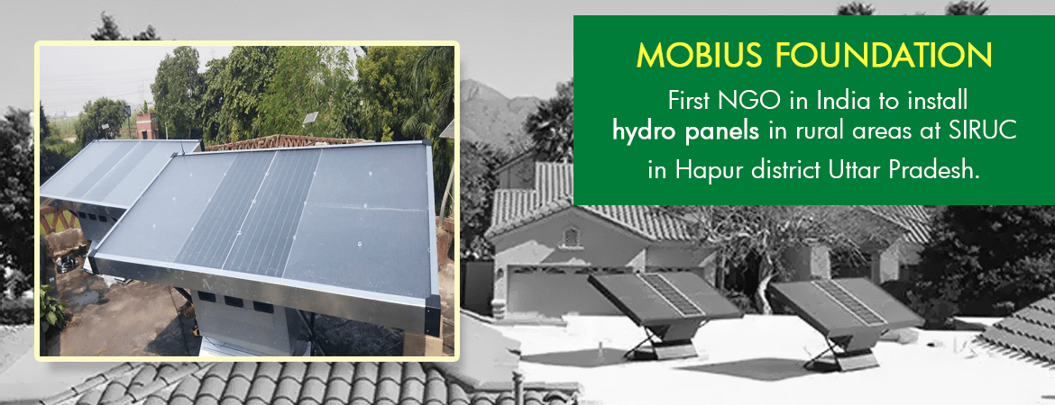 Hydro Panels Installation in Rural Areas