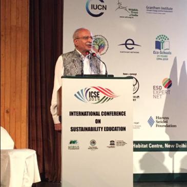 Mr Pradip Burman Vision on Sustainable Education