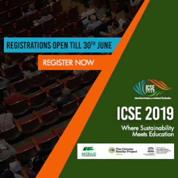 Climate change and its consequences; and the role of International Conference on Sustainability Education (ICSE) 2019
