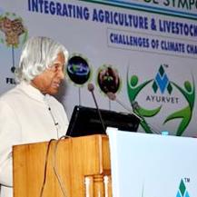 Kalam Hopes For Better Foodgrains Output Despite Poor Rains.