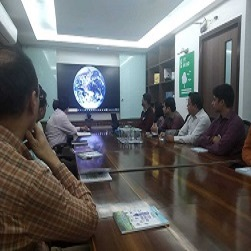 "Mobius Foundation conducted ""CLIMATE REALITY HOUR"" session"