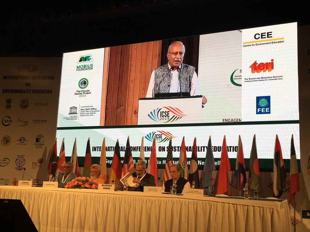 Pradip Burman at ICSE 2019