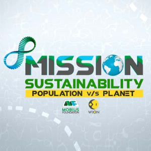 A New Initiative: Mission Sustainability-Population VS Planet